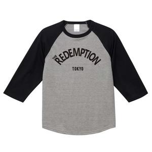 THE REDEMPTION ラグランT-shirt