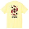 KING OF SPADES T-shirt(コーンシルク)
