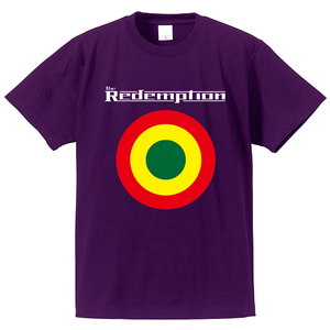 THE REDEMPTION T-shirt(パープル)